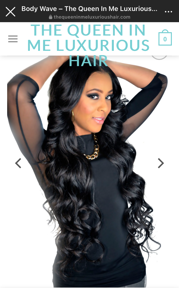 The Queen In Me Luxurious Hair Disrupting Hair Extension Industry